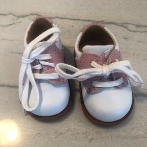 Ralph Lauren Infant Saddle Shoe Size1